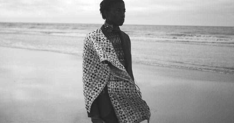 Suzie Q + Leo Siboni Lens Emilia Nawarecka and Awa Ceesay for Under the Influence A/W 2012