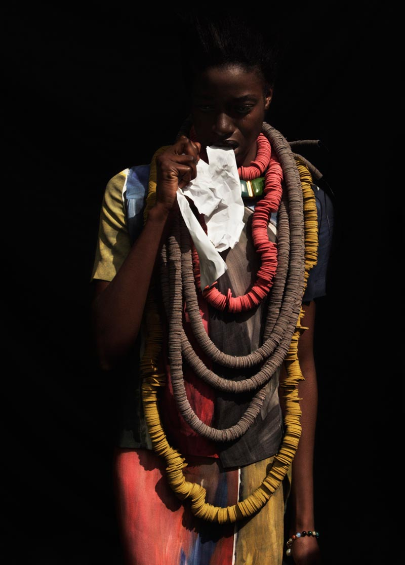 suzie leo7 Suzie Q + Leo Siboni Lens Emilia Nawarecka and Awa Ceesay for Under the Influence A/W 2012