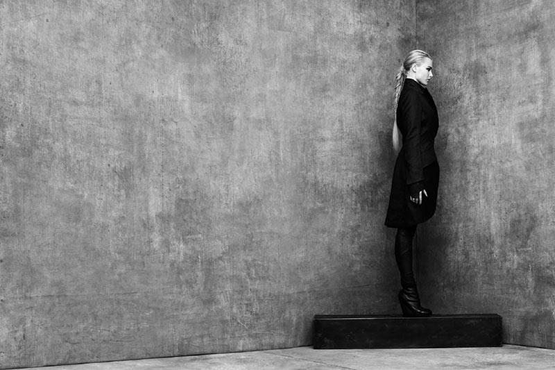 "Donna Karan's Urban Zen Fall 2012 ""Reflections"" Collection"