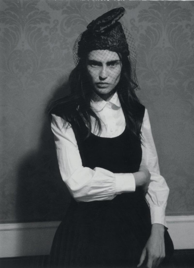 Bianca Balti Poses for Manuela Pavesi in Grey Magazine F/W 2012