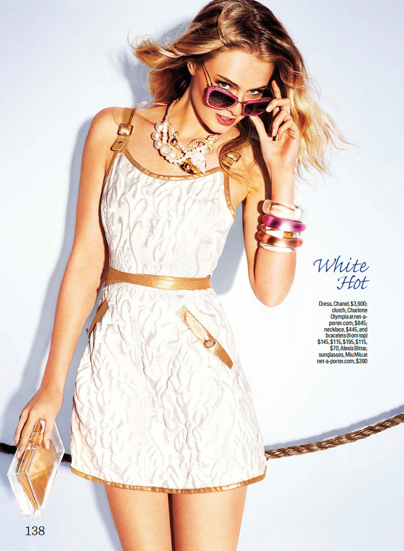 CosmoResort7 Francisco Garcia Captures Resort Style for Cosmopolitans January Issue