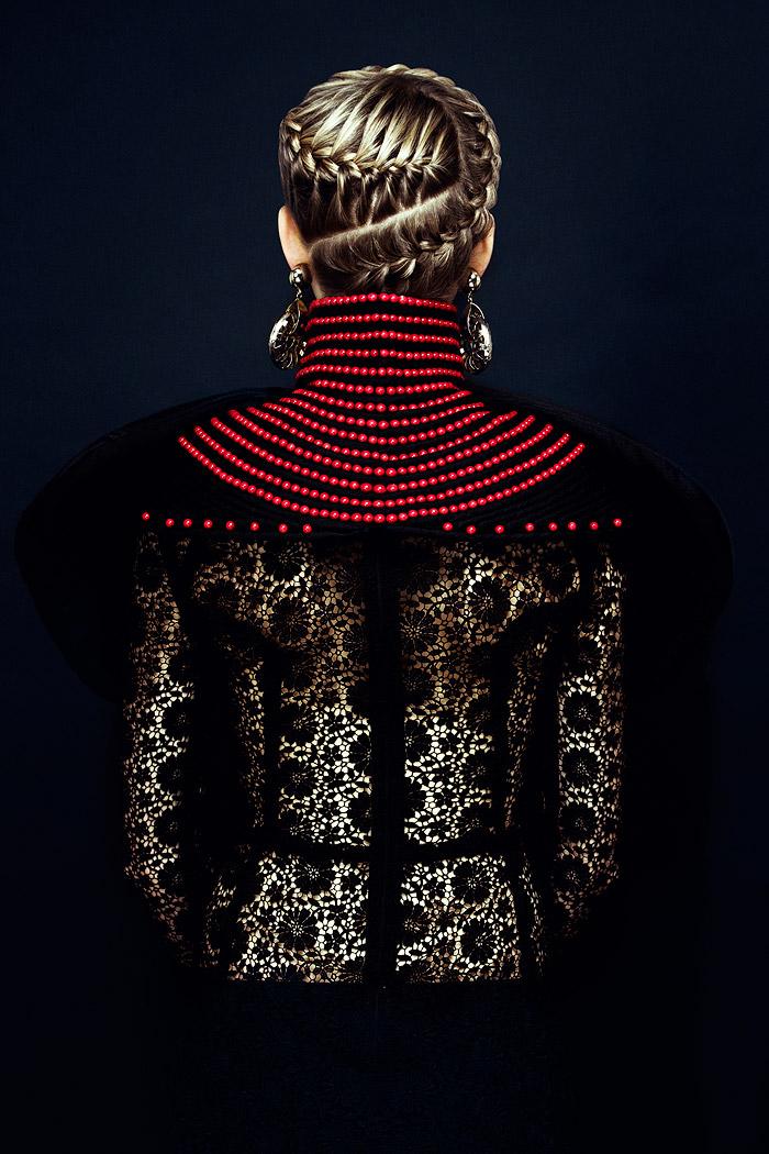 Zhang Jingna Captures Aristocratic Beauty for Harper's Bazaar Vietnam