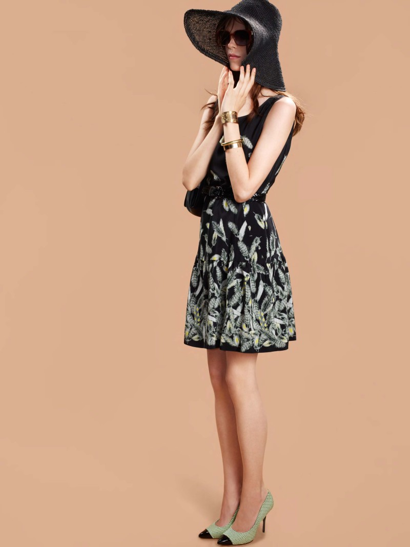 MissWu2 Miss Wu by Jason Wu Taps Meghan Collison for its Spring/Summer 2013 Lookbook