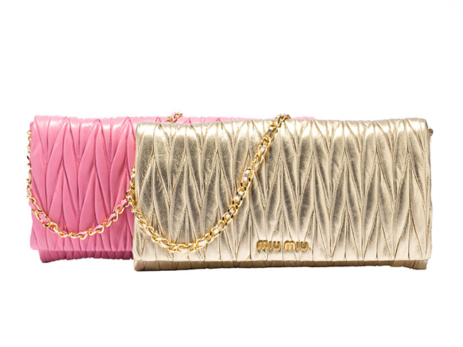 Miu Miu Launches 2012 Gifts Collection Just in Time for the Holidays