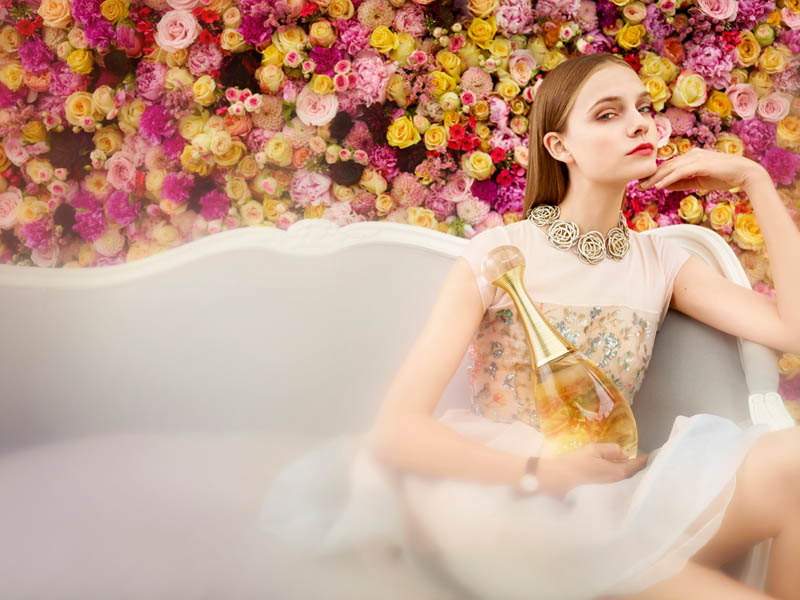 NimueDior7 Nimue Smit Enchants in Diors An Exceptional Christmas by Koto Bolofo