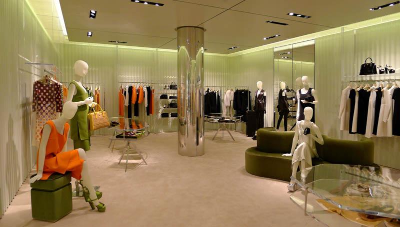 Prada Opens New Store in Miami's Design District