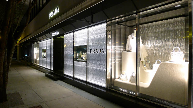 Prada Miami Design District ext02 Prada Opens New Store in Miami's Design District