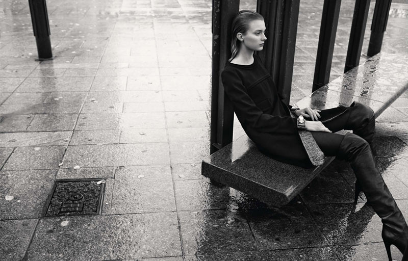 SigridNumero4 Sigrid Agren is Simply Stunning in Numéro #139 by Yelena Yemchuk