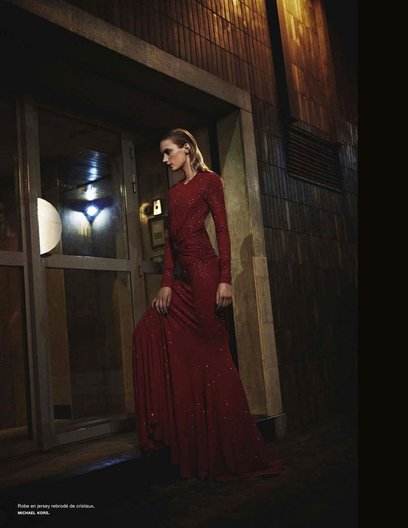 SigridNumero5 Sigrid Agren is Simply Stunning in Numéro #139 by Yelena Yemchuk