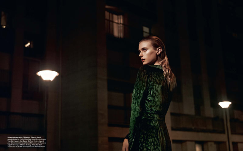 SigridNumero8 Sigrid Agren is Simply Stunning in Numéro #139 by Yelena Yemchuk