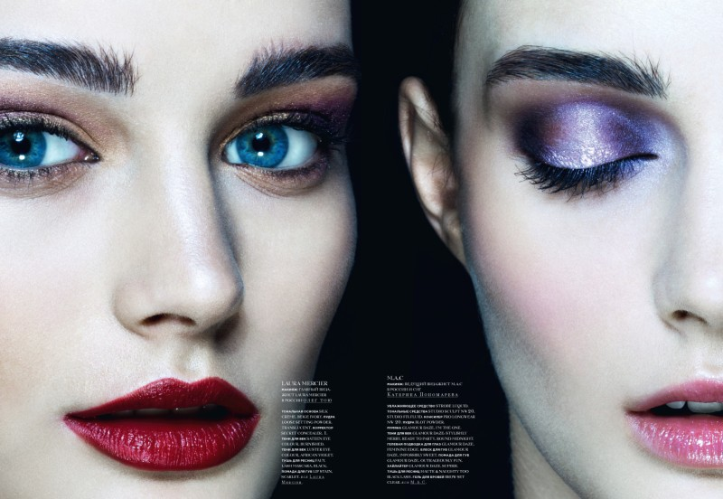 beauty snc3 Nikolay Biryukov Lenses Bold Beauty Looks for SnC Magazines December Issue