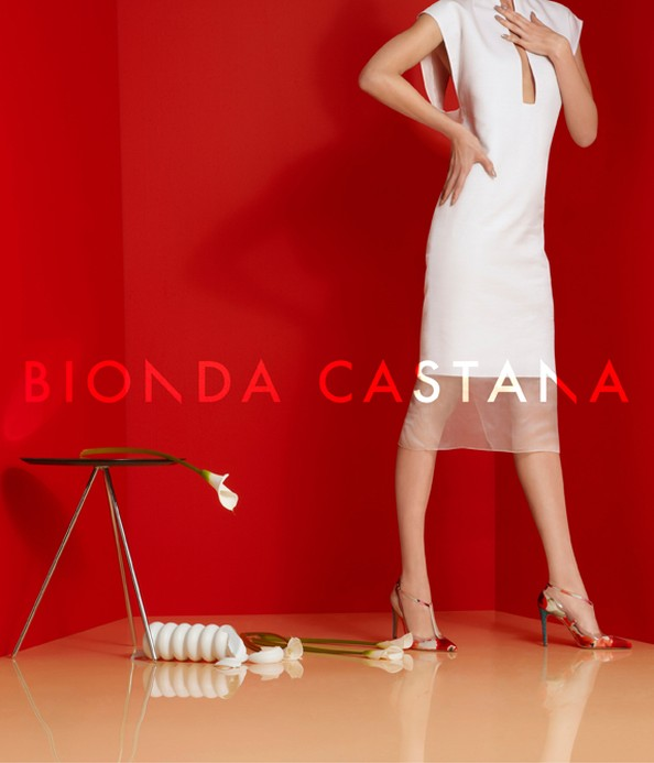 bionda1 Bionda Castanas Spring/Summer 2013 Campaign is All About the Shoes