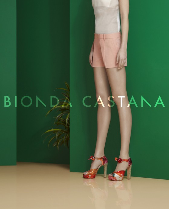 bionda12 Bionda Castanas Spring/Summer 2013 Campaign is All About the Shoes