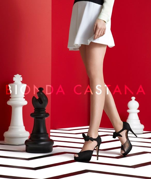 bionda2 Bionda Castanas Spring/Summer 2013 Campaign is All About the Shoes
