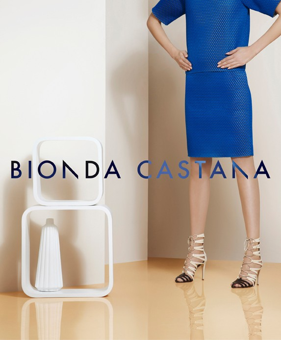 bionda3 Bionda Castanas Spring/Summer 2013 Campaign is All About the Shoes