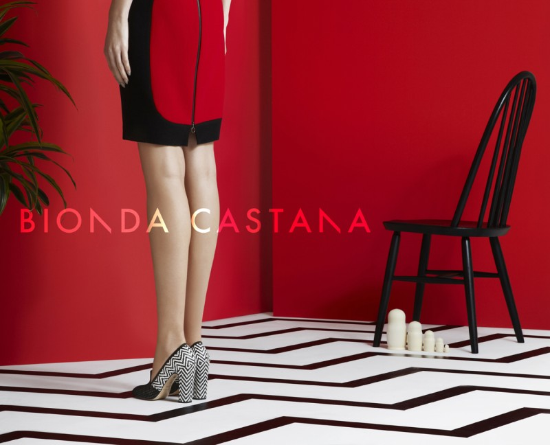 bionda6 Bionda Castanas Spring/Summer 2013 Campaign is All About the Shoes