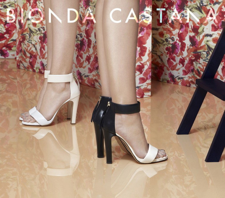 bionda7 Bionda Castanas Spring/Summer 2013 Campaign is All About the Shoes