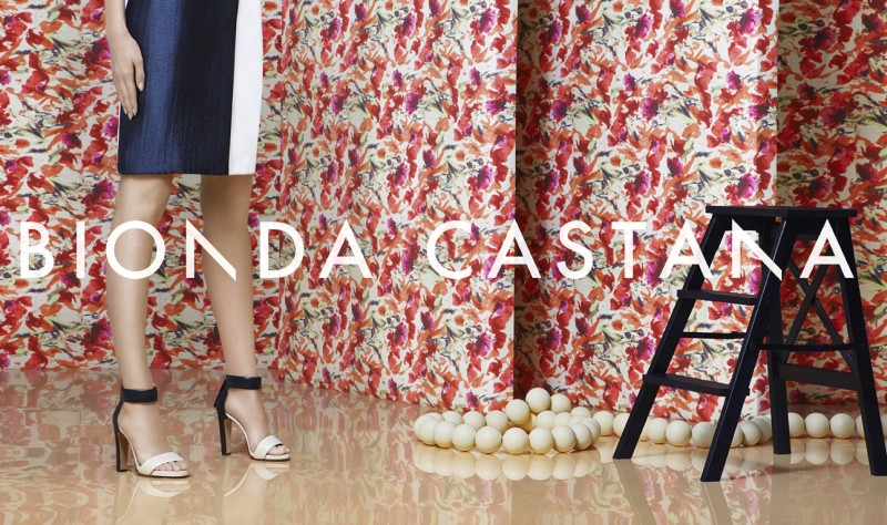 bionda8 Bionda Castanas Spring/Summer 2013 Campaign is All About the Shoes