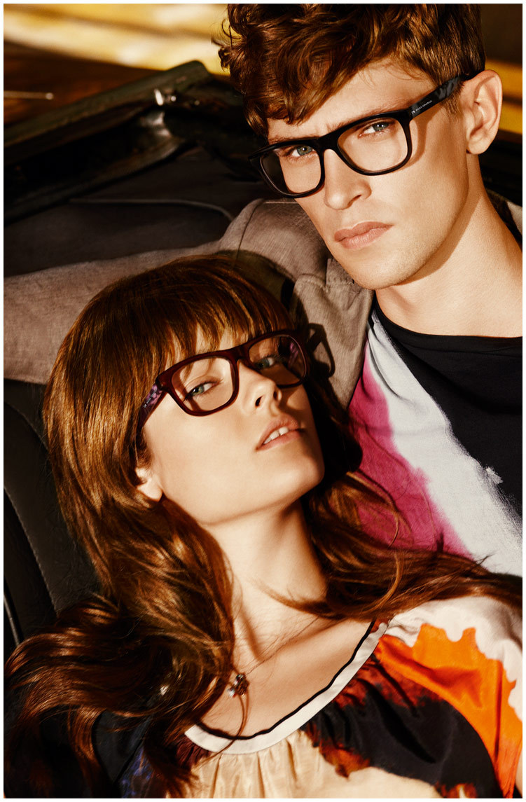 boss orange2 Jac Jagaciak Cruises for Hugo Boss Oranges Spring 2013 Campaign by Dan Martensen