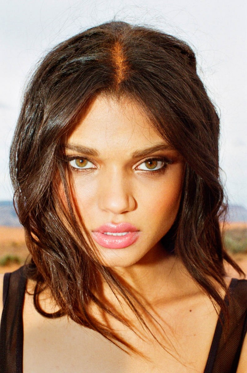 braga 20 796x1200 Daniela Braga Rocks Colorful Style for Nasty Gals Pre Spring 2013 Lookbook