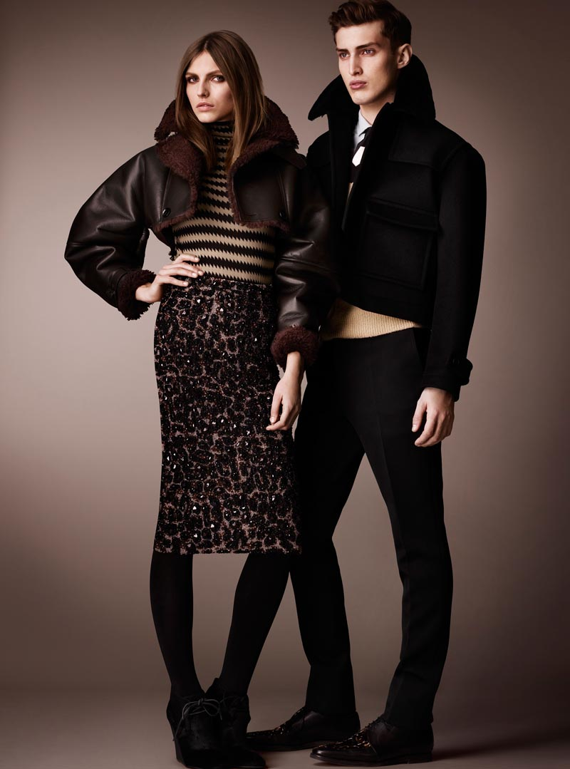 burberry4 Burberry Pre Fall 2013 Collection