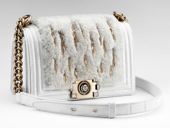 chanel1 Chanel Releases Limited Edition Boy Bag for Courchevel Boutique