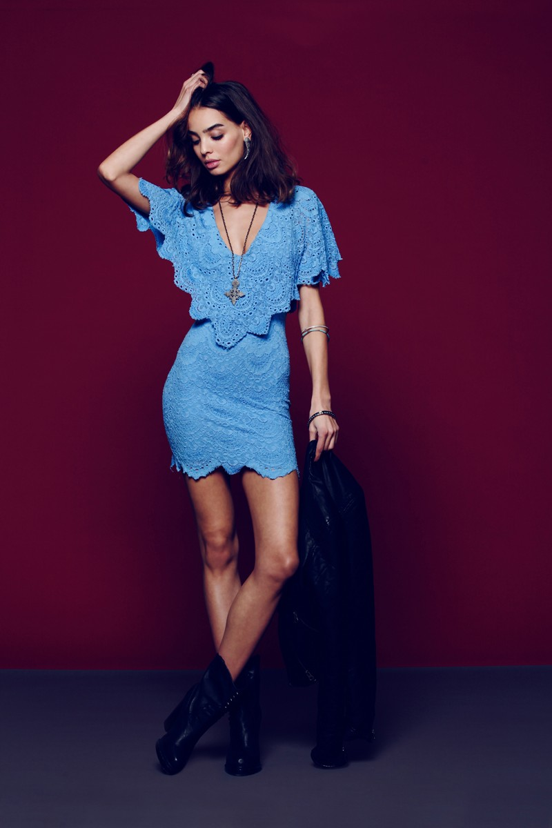 fp dress10 Free People Taps Sabrina Nait for its New Year's Eve Lookbook