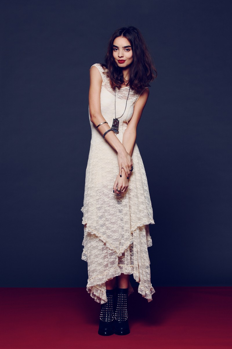 fp dress4 Free People Taps Sabrina Nait for its New Year's Eve Lookbook