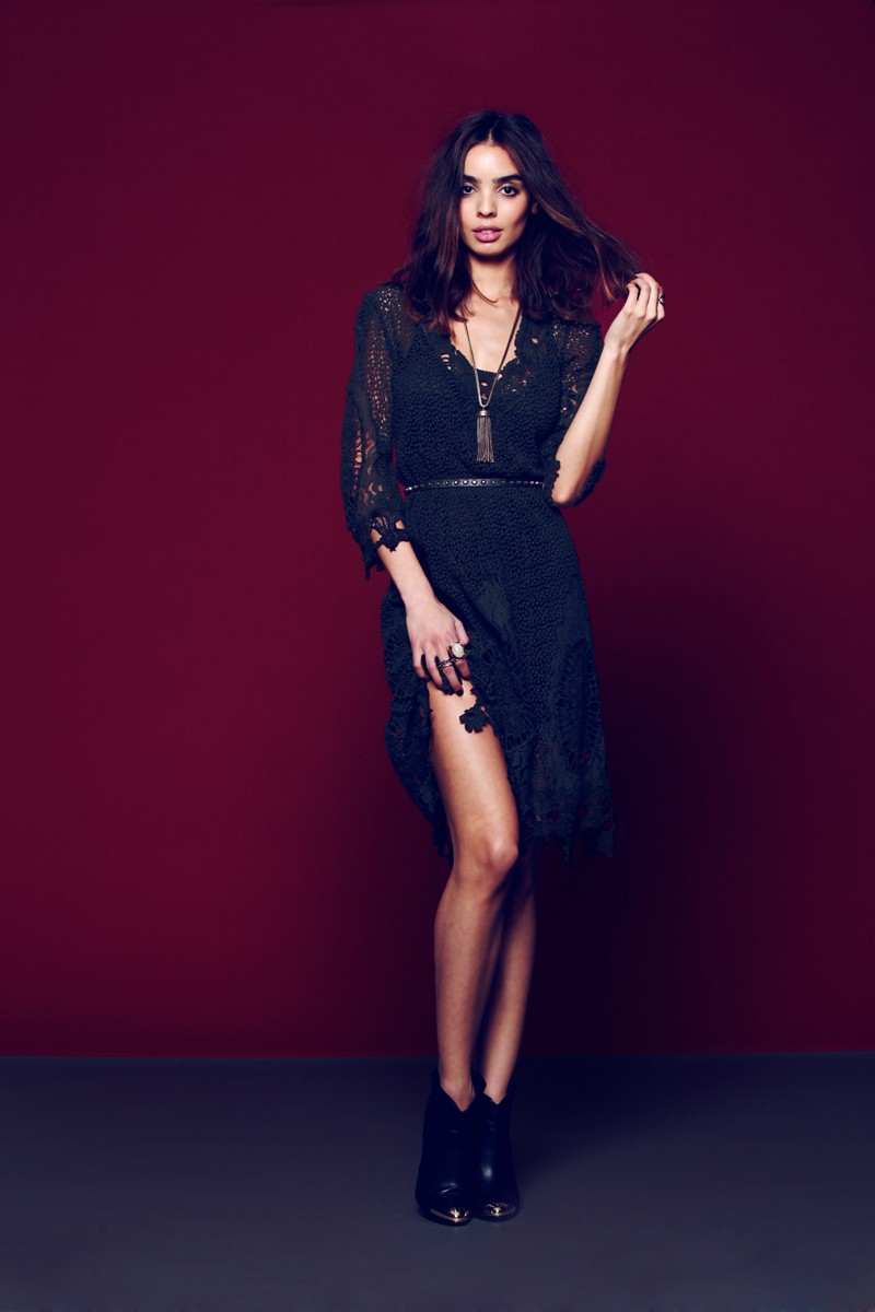 fp dress8 Free People Taps Sabrina Nait for its New Year's Eve Lookbook