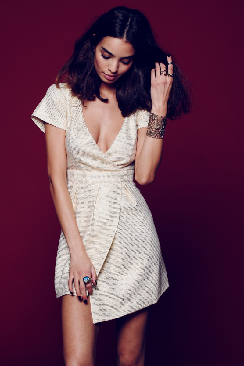fp dress9 Free People Taps Sabrina Nait for its New Year's Eve Lookbook