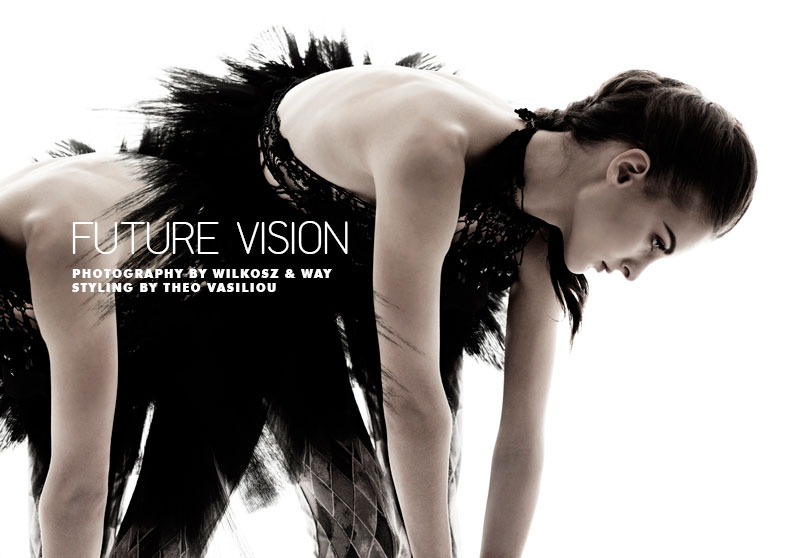 future Gesine Wittrich by Wilkosz & Way in Future Vision for Fashion Gone Rogue