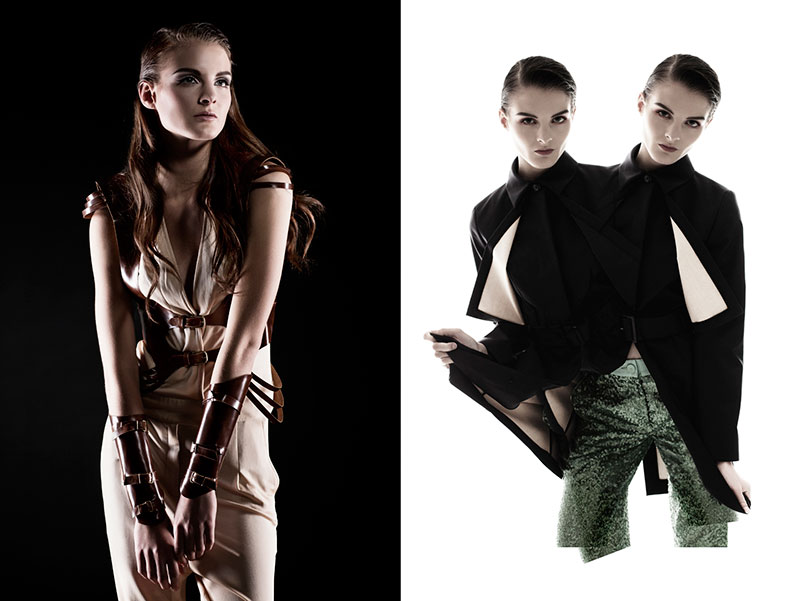 "Gesine Wittrich by Wilkosz & Way in ""Future Vision"" for Fashion Gone Rogue"