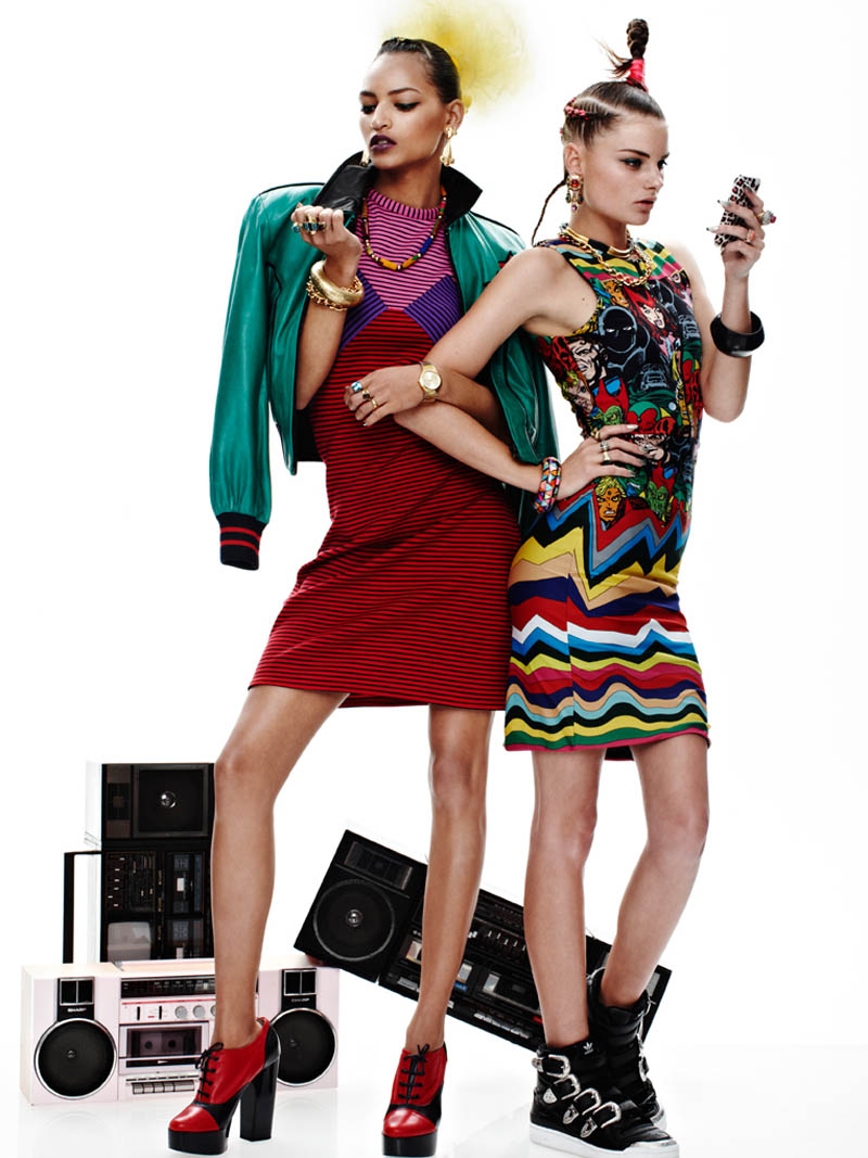 game4 Melissa Bell and Katherine Webster by Tim Ashton in She Got Game for Fashion Gone Rogue