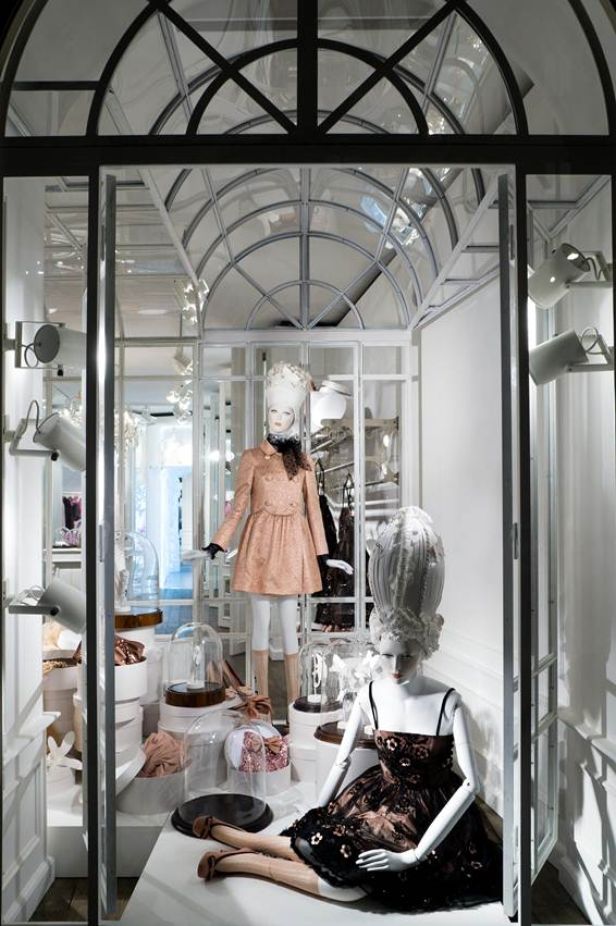 image003 RED Valentino Opens Flagship Store in Milan