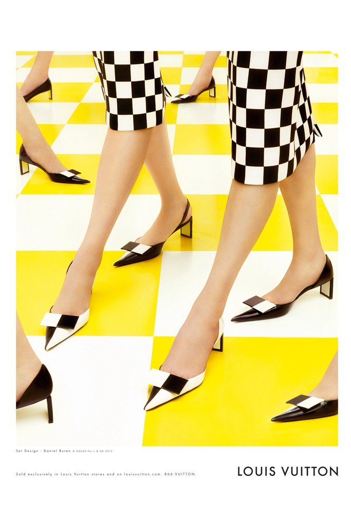 lv2 Louis Vuittons Spring 2013 Campaign Has Us Seeing Double
