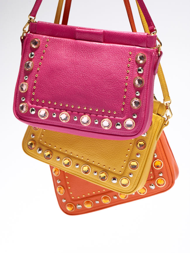 miumiu Miu Mius 2012 Gifts Collection Offers Studded Bags