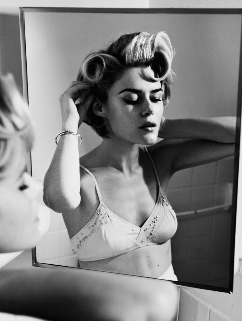 rachael taylor11 Rachael Taylor Sports Glam Style for Twelv Magazine, Shot by Michael Flores