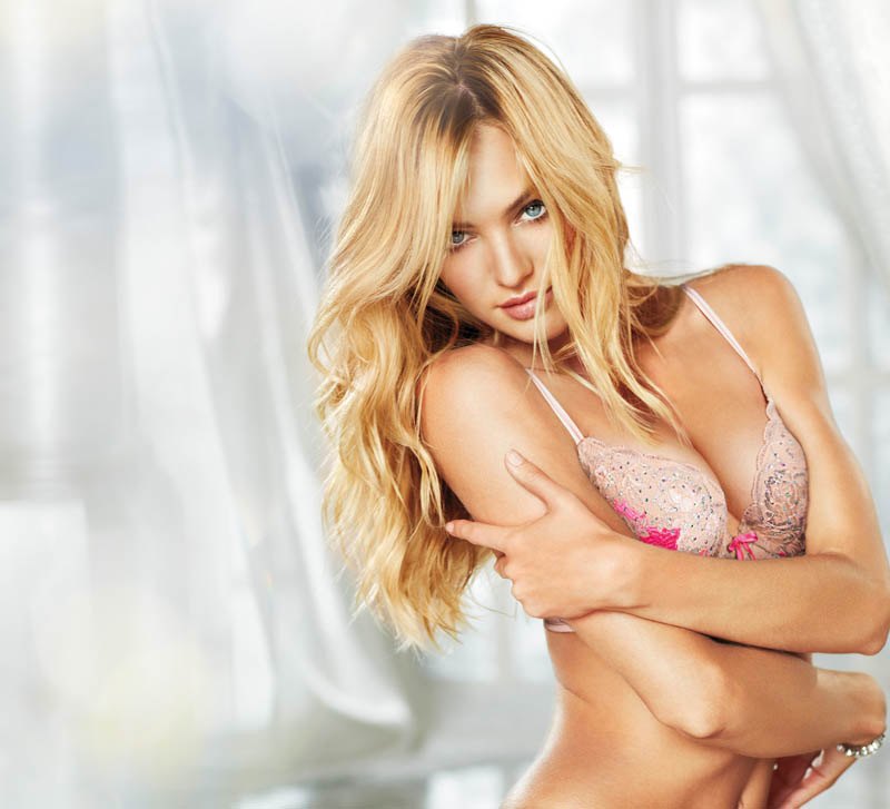 secret6 Candice Swanepoel, Miranda Kerr, Barbara Palvin and Others Star in Victorias Secret Holiday 2012