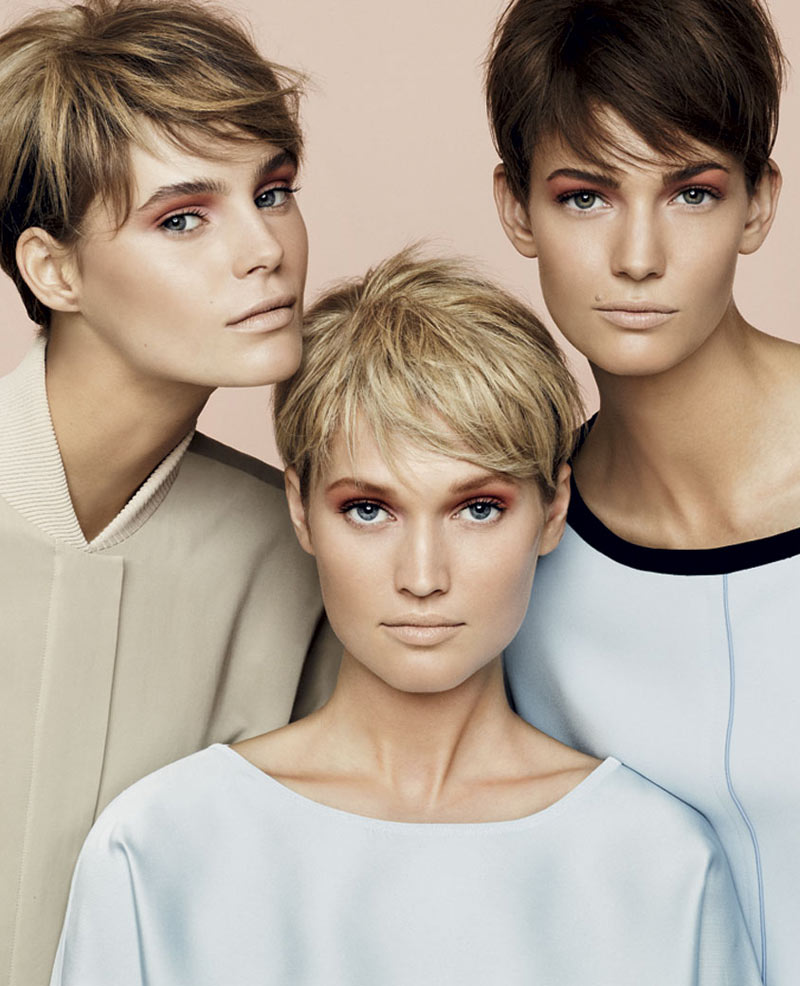 stu01 pe13 coll car zoom Toni Garrn, Kendra Spears and Juju Ivanyuk Are Retro Chic for Max Mara Studio Spring 2013 Campaign