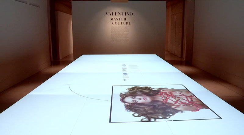 v1 Valentino: Master of Couture Short Film