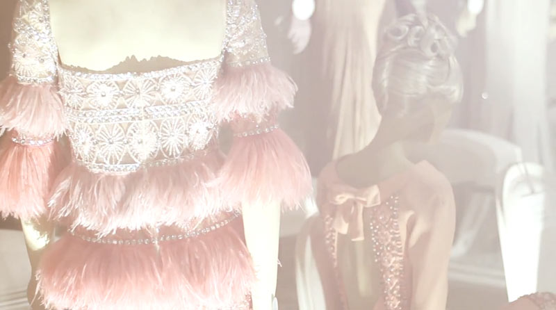 v2 Valentino: Master of Couture Short Film