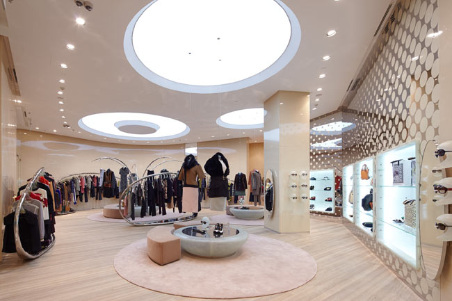 01 MARNI BOUTIQUE TIANJIN Marni Opens New Boutique in Tianjin Galaxy Mall
