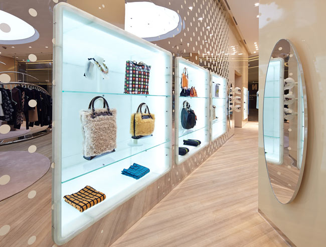 04 MARNI BOUTIQUE TIANJIN Marni Opens New Boutique in Tianjin Galaxy Mall