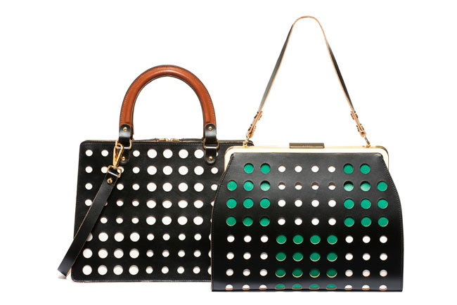 36 MARNI SUMMER EDITION 13 ACCESSORIES Marni Gets Dotty with its Polka Dot Bag Collection for Summer 2013