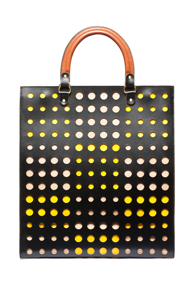 38 MARNI SUMMER EDITION 13 ACCESSORIES Marni Gets Dotty with its Polka Dot Bag Collection for Summer 2013
