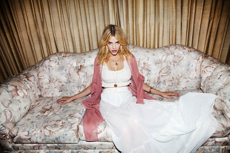 AshleyLoveLB29 Ashley Smith Fronts For Love & Lemons Spring 2013 Campaign