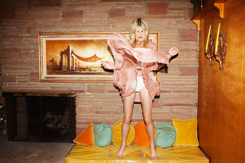 AshleyLoveLB31 Ashley Smith Fronts For Love & Lemons Spring 2013 Campaign