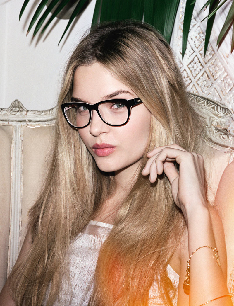 BlugirlSpring10 Blugirl Taps Josephine Skriver for its Spring 2013 Campaign by Angelo Pennetta