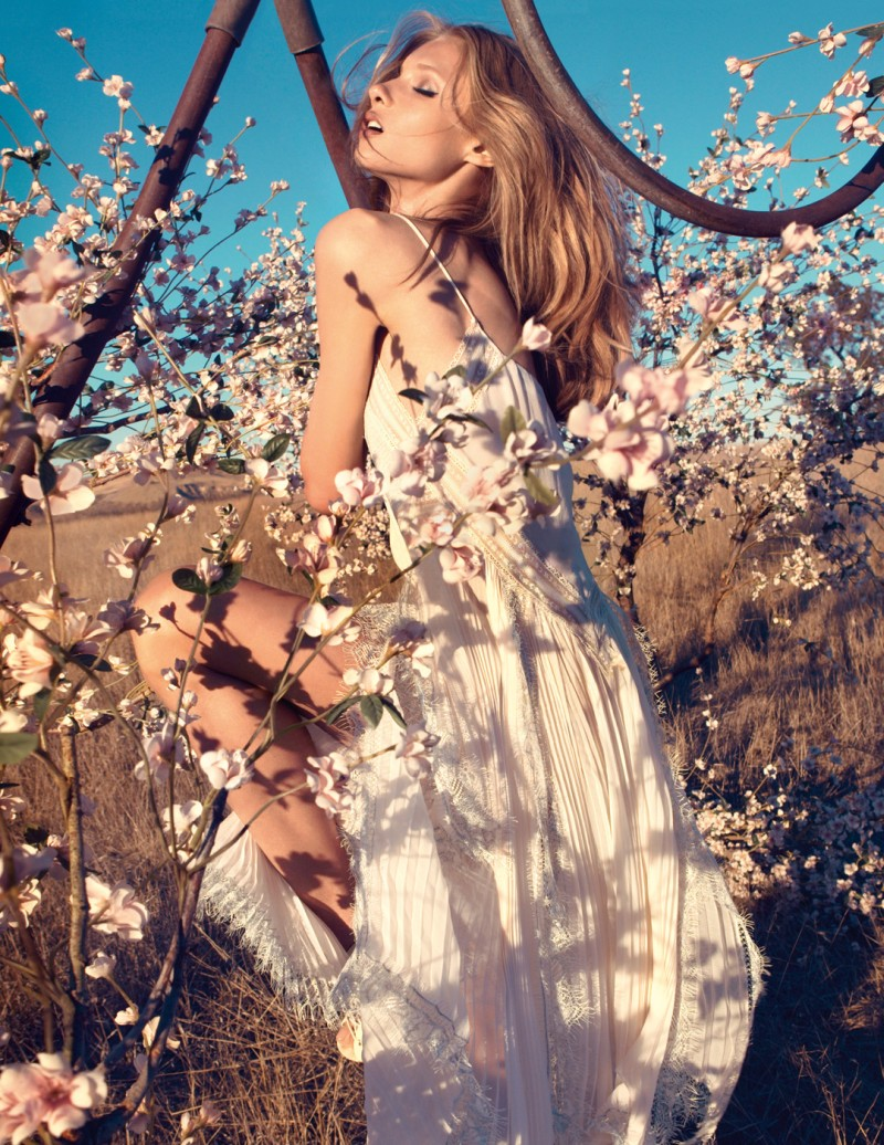 Spring blumarine summer campaign photos