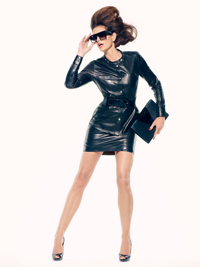 CindyCrawford5 Cindy Crawford by Andrew Macpherson for Fashion Gone Rogue